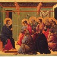At the Last Supper, Jesus announces that His betrayal by Judas begins an outbreak of God's glory.  How can this be? By Gayle Somers Gospel (Read Jn 13:31-33a, 34-35) St....