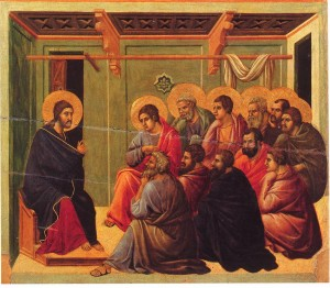 christ-taking-leave-of-the-apostles-duccio