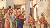 When Jesus heals a deaf, mute man, He fulfills an old prophecy in a startling, unexpected way. How? By Gayle Somers Gospel (Read Mk 7:31-37) St. Mark describes for us […]